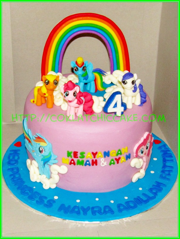 Cake MLP NAYRA