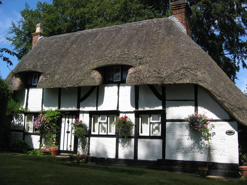 thatched cottage 4