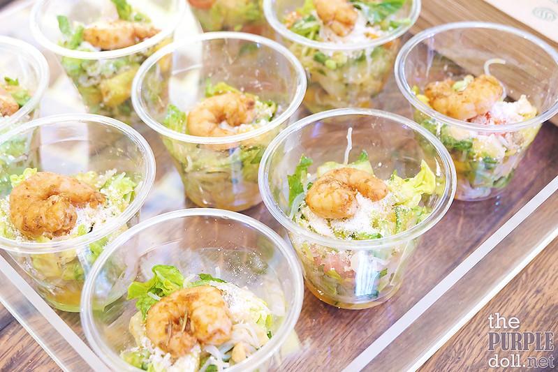 Ting Tong Salad from SaladStop