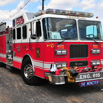 Lodi Fire Department Engine 615