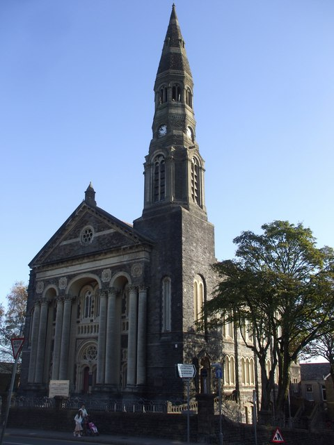 MORRISTON Tabernacle Chapel (c) John Lord