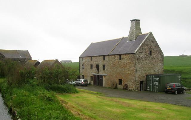 Barony Mill, near Birsay, Orkney