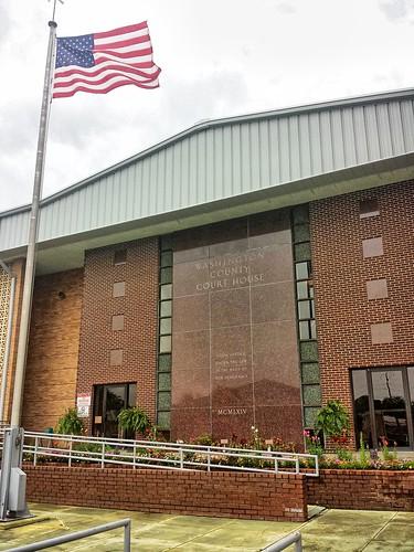 Washington County Courthouse- Chatom AL (4)