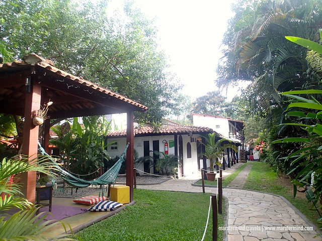 Che Lagarto Hostel Paraty Common Area