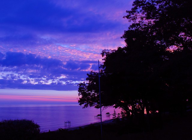 Morning colors., Sony DSC-HX5V