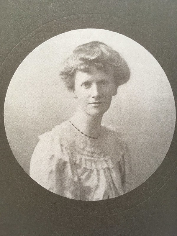 Eglantyne Jebb in Cambridge
