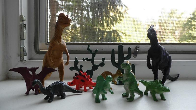 Мои динозавры