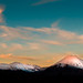 Mount Ngauruhoe Sunset by Mike_Mulcahy