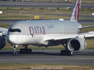 A350 Qatar Airways A7-ALS msn083 F-WZNM