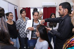 Top Makeup and Hairstyle Training Institute in Mumbai