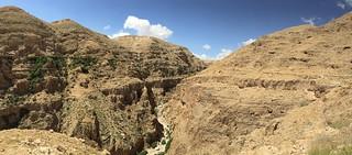 Hiking the Wadi Qelt