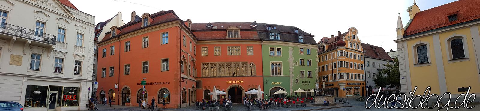 Regensburg old town Travelblog duesiblog 38