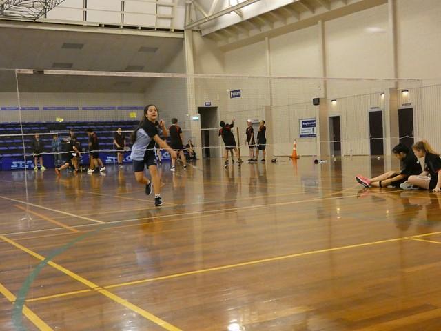 BOP SS Badminton Senior Finals
