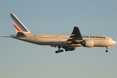 F-GSPH Air France B777-228(ER) (JFK)