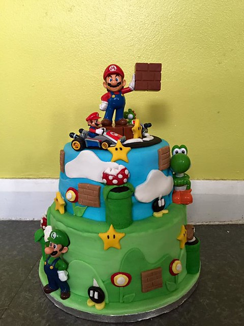 Cake by Potters about cakes