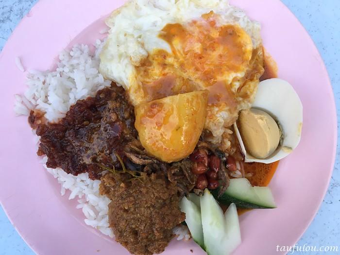 Nasi Lemak Kota Damansara (7)