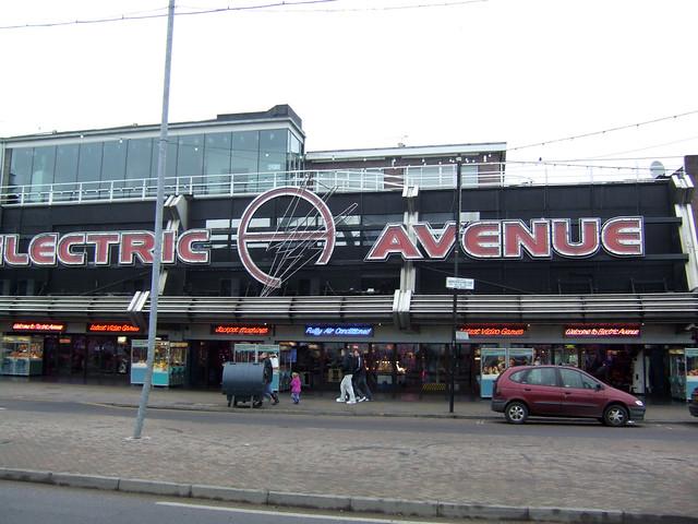 Electric Avenue, Southend