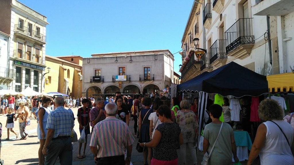 Vuelve a aumentar el número de turistas en la ciudad de Coria con respecto al año 2016