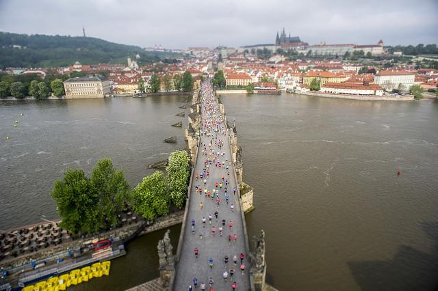 Maratón de Praga 2018