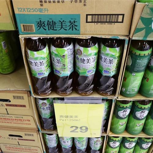 日本のお菓子や飲料が普通に売られています。 #スーパーマーケット #台北 #台湾 #taipei #taiwan #travel #trip #旅行 #旅