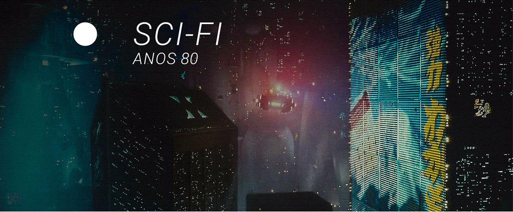 SCI-FI ANOS 80