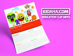 Kidaha Clip art collection for kids