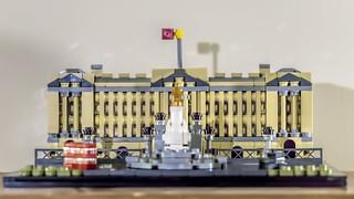 Buckingham Palace Model #1