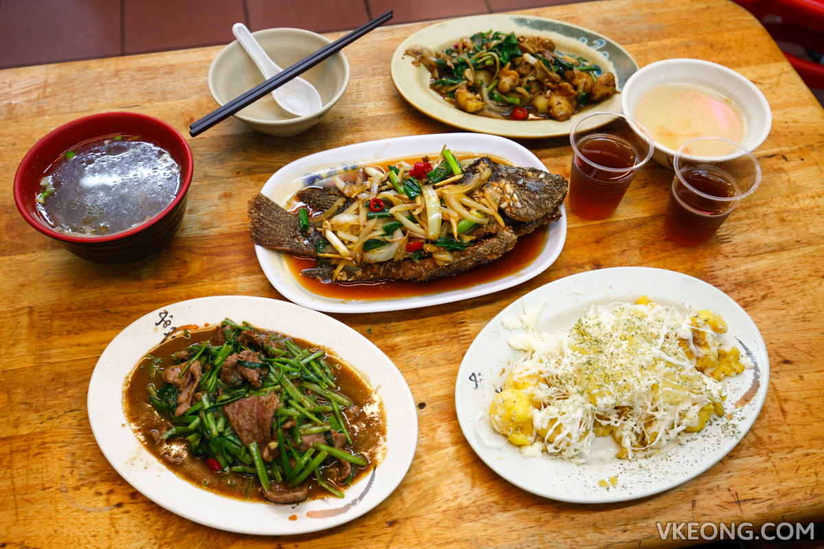 Taiwan Hot Fry Meal