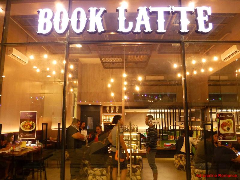 Book Latte