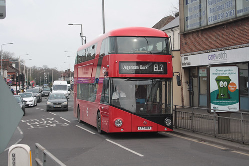 Go-Ahead London LT883 LTZ1883