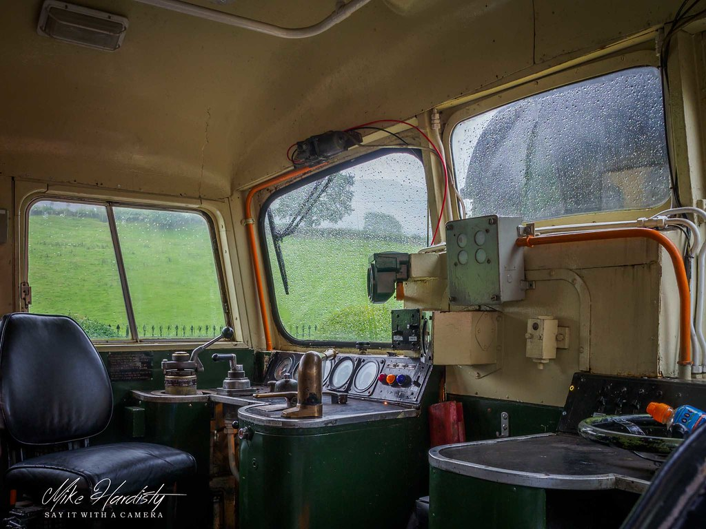 Diesel Cabin