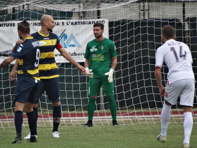 Santarcangelo - Bassano 0-3