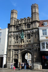 Canterbury Cathedral. A visit.