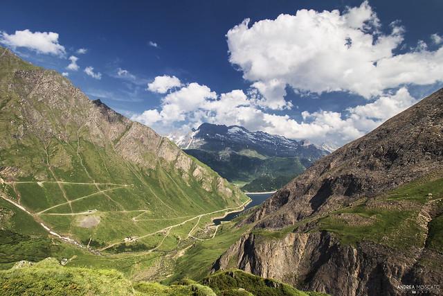 Lago di Morasco - Alta Val Formazza (Italy)