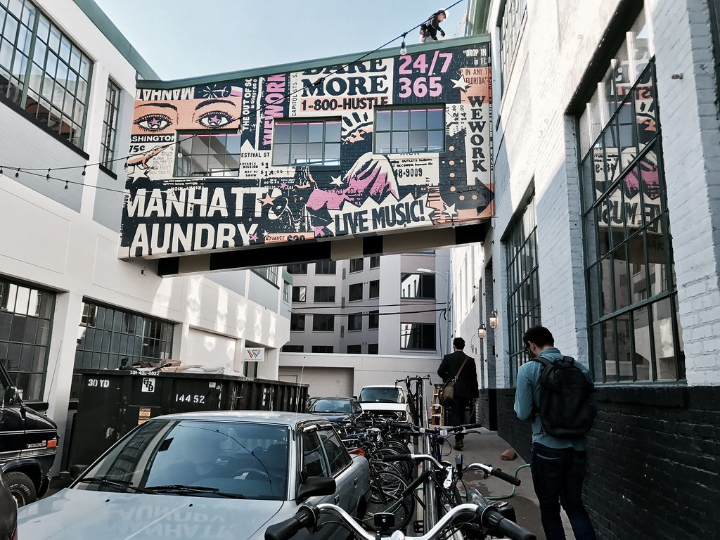 Manhattan Laundry