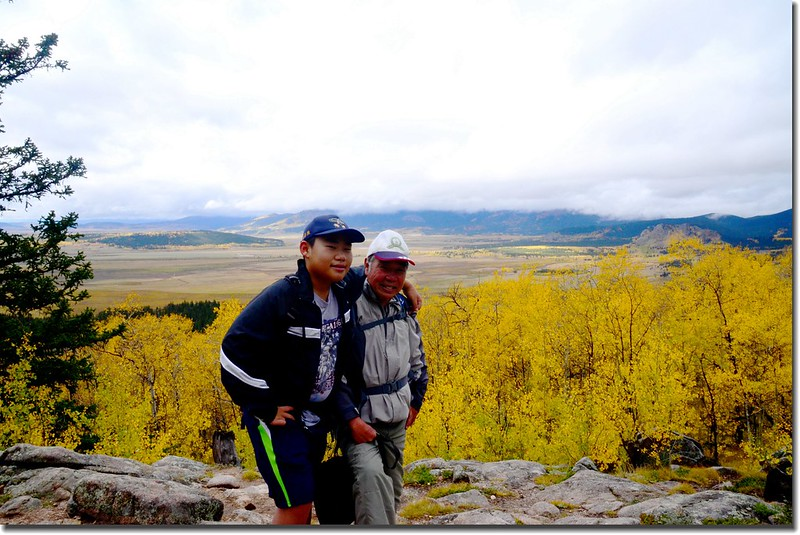 Taken from Colorado Trail, Kenosha Pass (21)