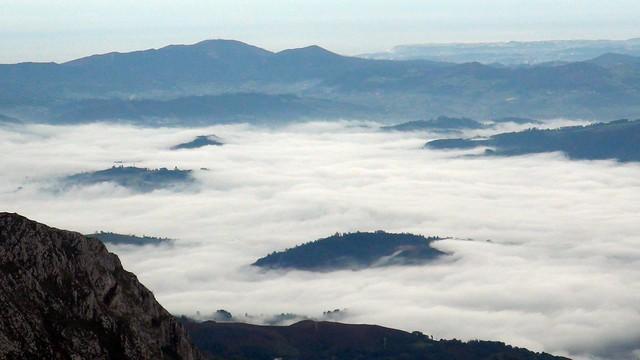 L'Angliru ( Sierra del Aramo - Asturias )
