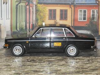 Volvo 144 - Dinamarca - 1972 - Altaya