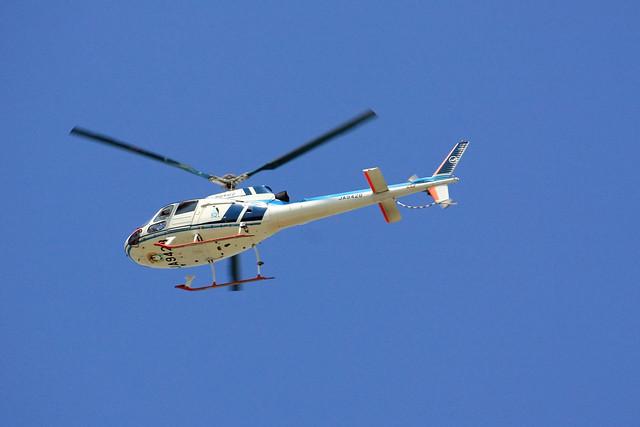 ユーロコプター エキュレイユ AS350 JA9428 IMG_5863_2