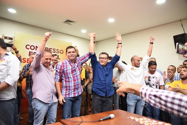 Congresso Estadual do PSB-TO - 17/9/2017