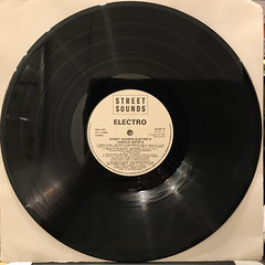 V.A.:STREETSOUNDS ELECTRO 9(RECORD SIDE-B)