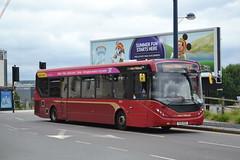 National Express West Midlands 2224 YX15OZO