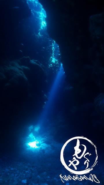黒島ブルーにレーザービーム♪♪