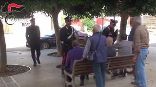 Truffa anziani arresto