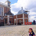Grace at Greenwich Observatory