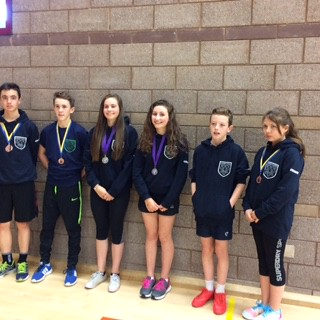 Scottish Schools Badminton