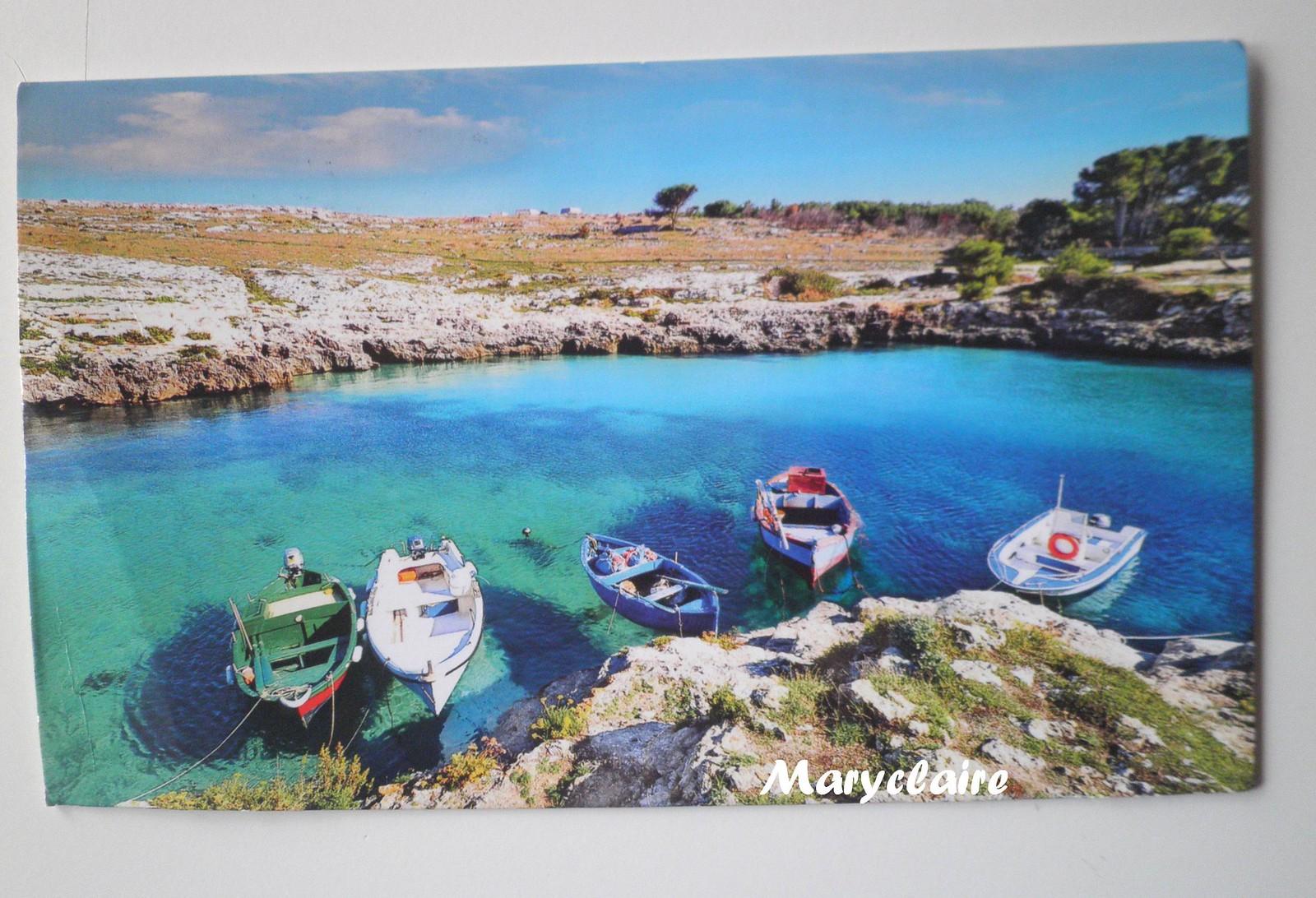 Puglia by Tina