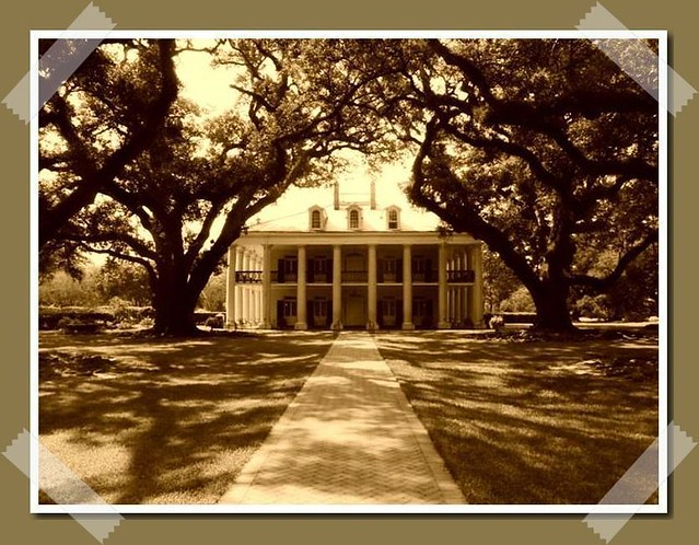 Oak Alley Plantation - Vacherie