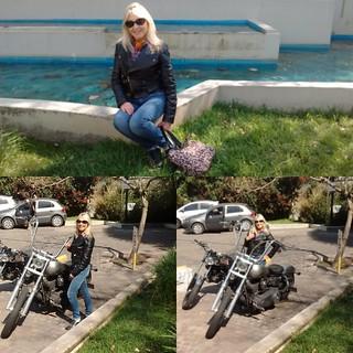 Harley Davidson y yo