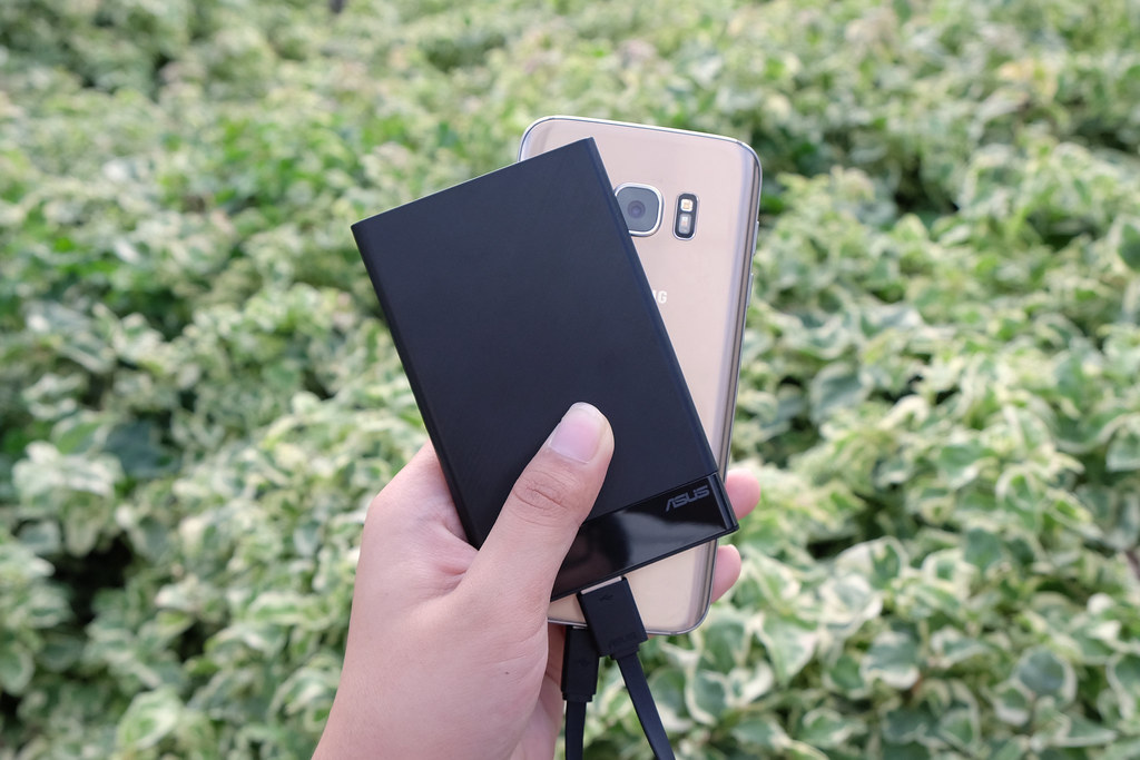 Patty Villegas - The Lifestyle Wanderer - ASUS - ZenPower Slim Review - Philippines - Lazada - Top View